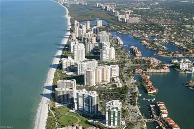 4001 Gulf Shore Blvd N UNIT 602, Naples, FL 34103 - #: 218037749