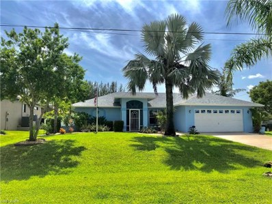 141 SW 36th Pl, Cape Coral, FL 33991 - #: 218045892