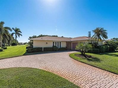398 Bay Meadows Dr, Naples, FL 34113 - #: 218071295