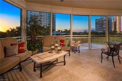 4151 Gulf Shore Blvd N UNIT 402, Naples, FL 34103 - #: 218075156