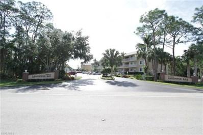 3011 Sandpiper Bay Cir UNIT C103, Naples, FL 34112 - #: 218075172