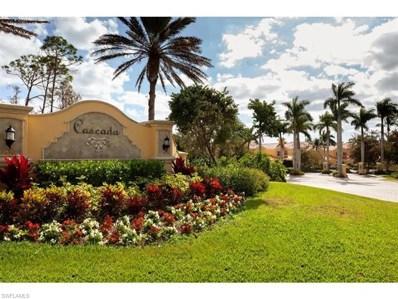 9094 Cascada Way UNIT 101, Naples, FL 34114 - #: 218082427