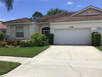7548 Berkshire Pines Dr, Naples, FL 34104 - #: 219049470