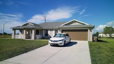 1529 NW 16th Ter, Cape Coral, FL 33993 - #: 219071403
