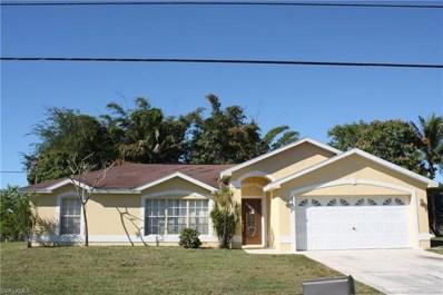 2119 NE 4th St, Cape Coral, FL 33909 - #: 220006620
