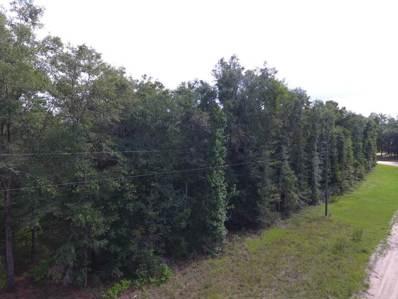NW Lot 15 NW 25th Terrace Terrace, Jennings, FL 32053 - #: 322718