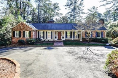 3385 Habersham Rd NW, Atlanta, GA 30305 - #: 5951349