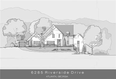 6285 Riverside Drive, Atlanta, GA 30328 - #: 6003897