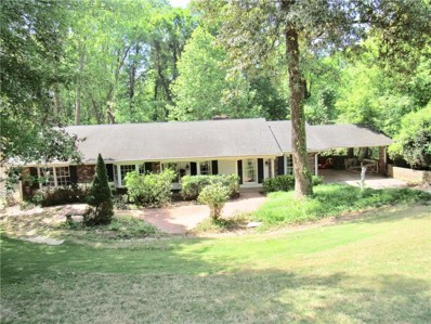475 Forest Hills Dr, Atlanta, GA 30342 - #: 6004735
