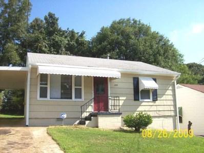 249 Thornton Street SW, Atlanta, GA 30315 - #: 6009791