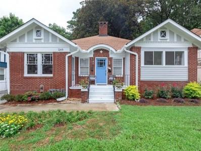 1269 N Highland Ave NE, Atlanta, GA 30306 - #: 6053061