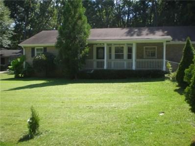 1742 Inas Way, Tucker, GA 30084 - #: 6054271