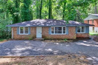 4734 Campbellton Road SW, Atlanta, GA 30331 - #: 6055865