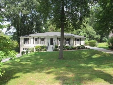 1121 Rebel Ridge Drive, Marietta, GA 30062 - #: 6062564
