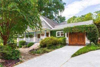 430 Woodhaven Dr, Decatur, GA 30030 - #: 6066105