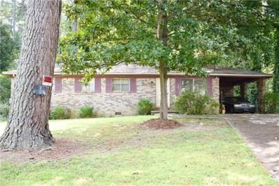 4434 SW Lovridge Dr, Atlanta, GA 30331 - #: 6068774