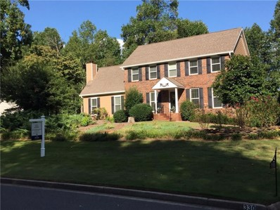 330 Barrow Downs, Alpharetta, GA 30004 - #: 6075979