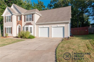 1170 Hidden Pond Lane, Roswell, GA 30075 - #: 6078298