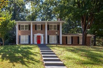 4295 Harvest Hill Court, Decatur, GA 30034 - #: 6091667