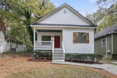 991 Ada Avenue NW, Atlanta, GA 30318 - #: 6091777