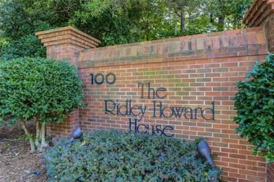 310 Ridley Howard Cts UNIT 310, Decatur, GA 30030 - #: 6092182