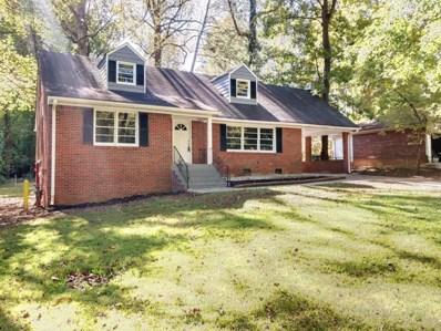 3422 Dale Lane SW, Atlanta, GA 30331 - #: 6092601