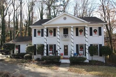 1200 Lake Ridge Court, Roswell, GA 30076 - #: 6093625