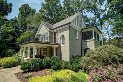1544 N Morningside Ne Dr, Atlanta, GA 30306 - #: 6097773