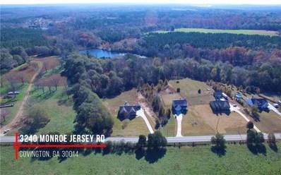 3240 Monroe Jersey Road, Covington, GA 30014 - #: 6105091