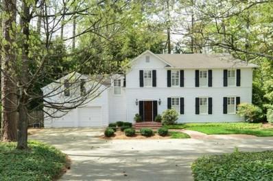 100 W Brookhaven Drive NE, Atlanta, GA 30319 - #: 6110441
