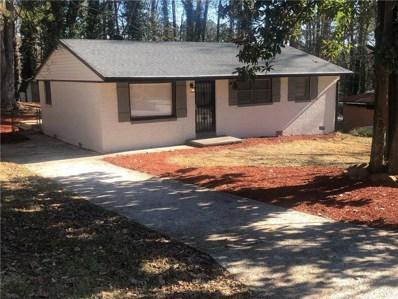 390 Dollar Mill Road SW, Atlanta, GA 30331 - #: 6115135