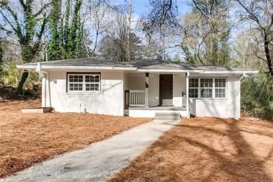 3427 Lake Valley Road NW, Atlanta, GA 30331 - #: 6117547