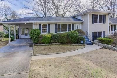 1555 Newton Avenue, Atlanta, GA 30316 - #: 6118262