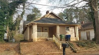 910 Gaston Street SW, Atlanta, GA 30310 - #: 6118377