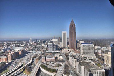 400 W Peachtree Street NW UNIT 3702, Atlanta, GA 30308 - #: 6119979