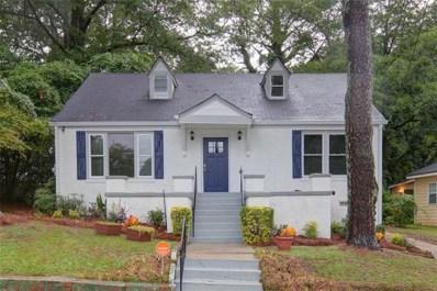 1636 Alvarado Terrace SW, Atlanta, GA 30310 - #: 6121055