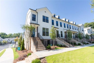 201 Phillips Lane UNIT 40, Alpharetta, GA 30009 - #: 6527839