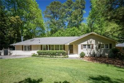 1715 Childerlee Lane NE, Atlanta, GA 30329 - #: 6541531