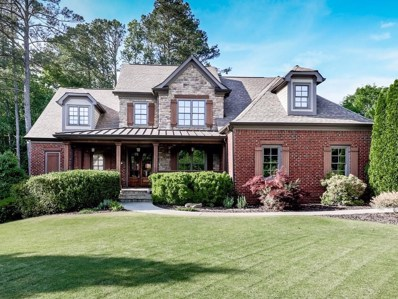 4055 Abbey Oaks Lane NW, Kennesaw, GA 30152 - #: 6547566