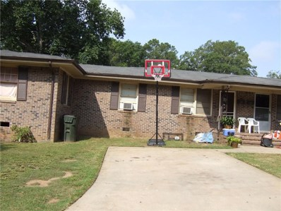 5142 Lackey Street SW, Covington, GA 30014 - #: 6552161