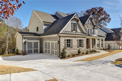 225 Harmony Lake Drive, Holly Springs, GA 30115 - #: 6555003