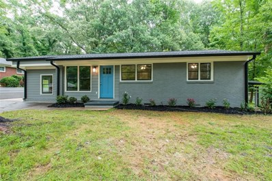 1844 Evans Drive SW, Atlanta, GA 30310 - #: 6566299