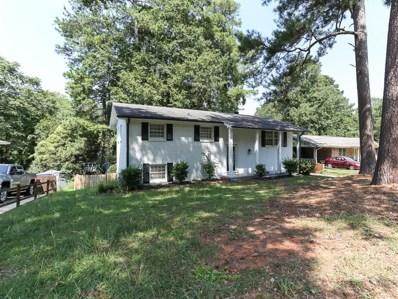 1681 Atherton Circle, Decatur, GA 30035 - #: 6581643