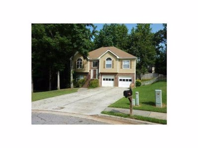 1005 Wolf Springs Cove, Lawrenceville, GA 30043 - #: 6586784
