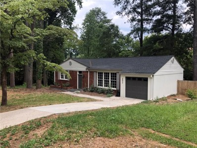 2977 Eleanor Terrace NW, Atlanta, GA 30318 - #: 6588888