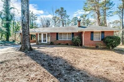 1825 Dodson Drive SW, Atlanta, GA 30311 - #: 6590077