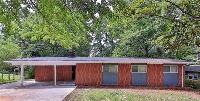 3102 W Peek Road NW, Atlanta, GA 30318 - #: 6591460