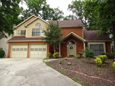 495 Mosswood Shoals, Stone Mountain, GA 30087 - #: 6591536