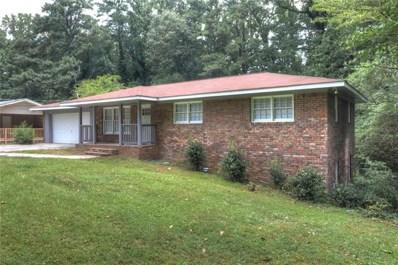 4845 Campbellton Road SW, Atlanta, GA 30331 - #: 6595839