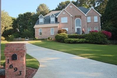 1693 Stonegate Way, Snellville, GA 30078 - #: 6599088